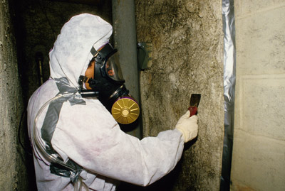 How to Locate Asbestos in Your Home