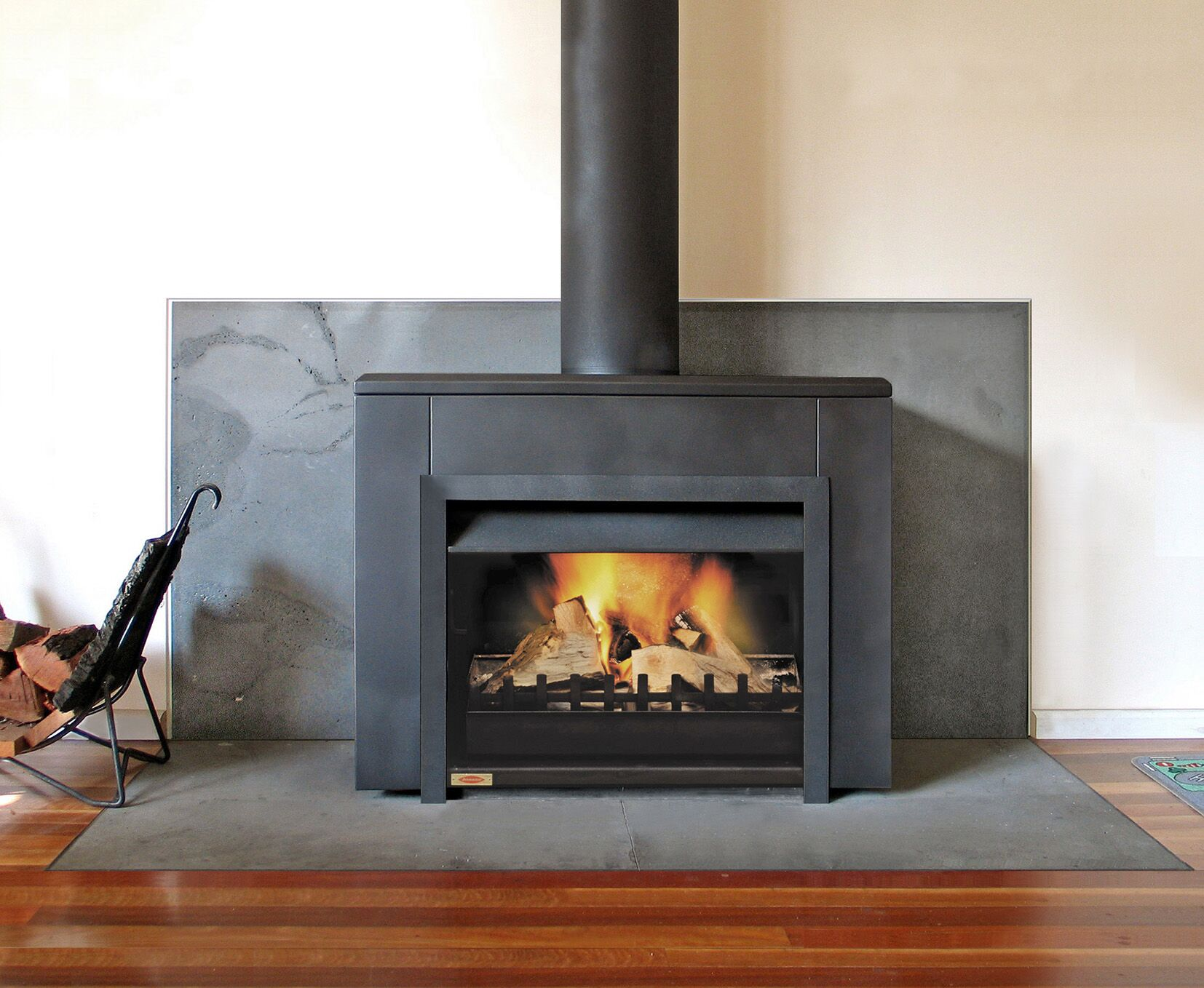 What is a double sided fireplace- find out more about it